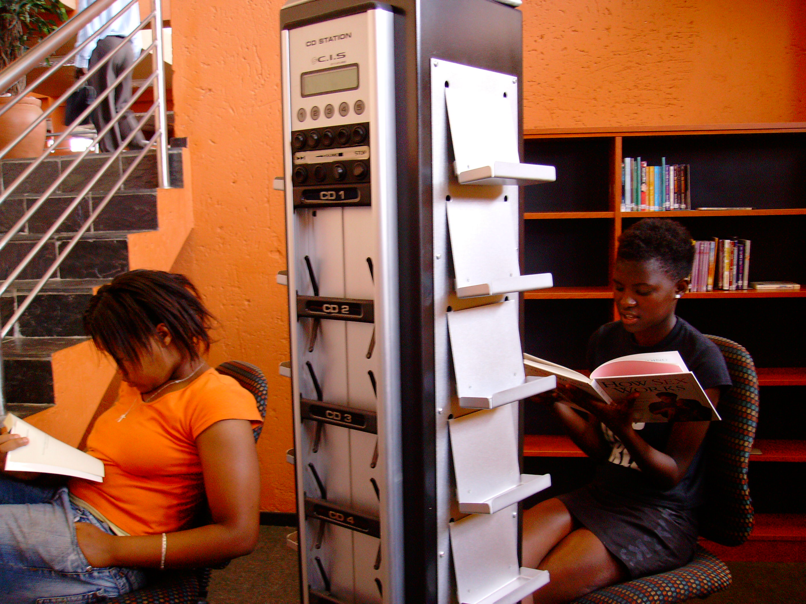 Soweto Library
